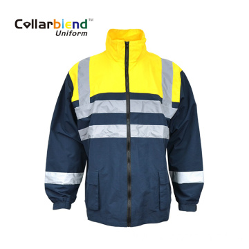 Winter Hi Visibility Jacket Coat