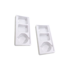 Thermoforming rectangle cosmetic plastic blister tray