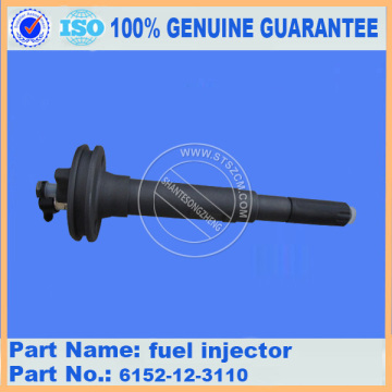 PC400-6 FUEL INJECTOR HOLDER 6152-12-3110