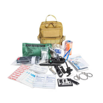 Outdoor Emergency Military First Aid Kit