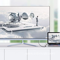 Metal Docking Station 4 in 1 Meeting Projector