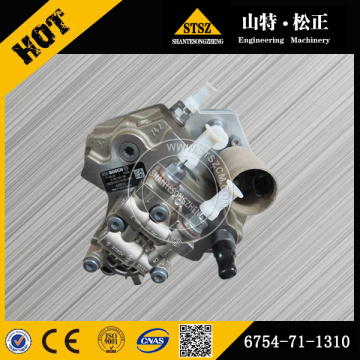 excavator spare parts,PC220-8 fuel injection pump 6754-71-1310
