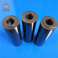 Black Polishing Industrial Zirconia Ceramic Tube and Pipe