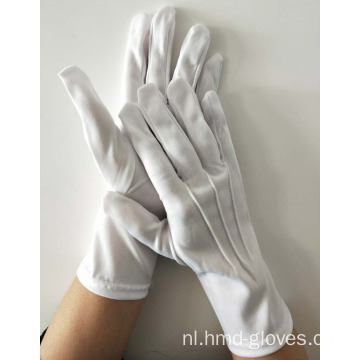 Kelner Military Inspection Jewellery Band Cotton Gloves