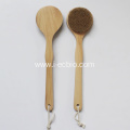 FDA CE certified wooden Eco bath brush