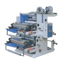 Two-colour Flexible Letter press