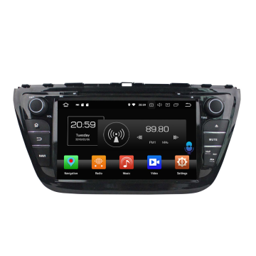 Auto Multimedia GPS fir SX4 S Cross 2014