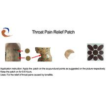Plaster For Chronic Tonsillitis