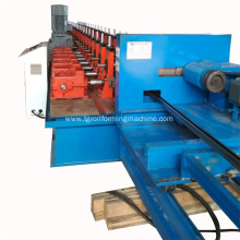 Underground corrugated pipe machine