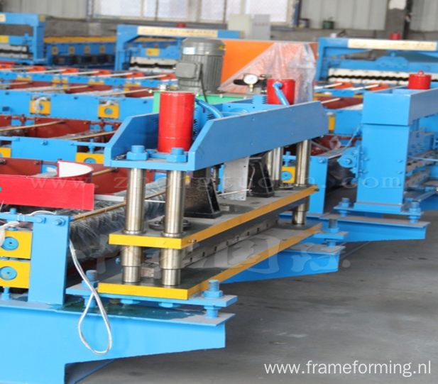 steel roofing machine glazed tile roof forming machine roofing machine roll forming machine
