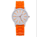 Popular Girls Cheap Silicone Quartz Wrist Watch