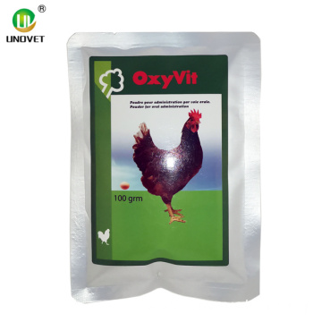 10% Oxytetracycline HCL Powder for Animals Use