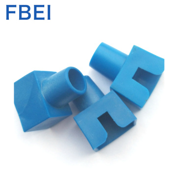 RJ45 connector boots  MINI  Connector Boots biue color