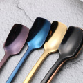 Colorful Stainless Steel 304 Long Handle Spoon
