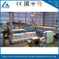 Low price AL-1600 SS 1600mm pp non woven fabric making machine made in China