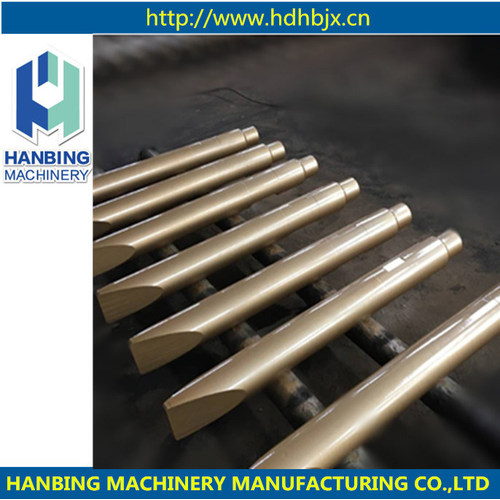 All Models Hydraulic  Hammer Rock Chisels
