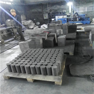 High Temperature High-Purity Molded Graphite Block