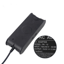 19V3.34A Power adapter Dell charger  7.4*5.0mm