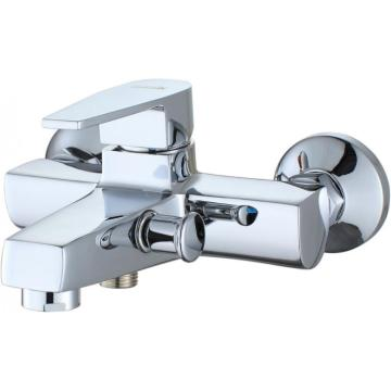 Two Holes Wall Mounted Bathtub shower Mixer Taps