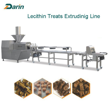 Soft Treats Dog Food Extruding Line