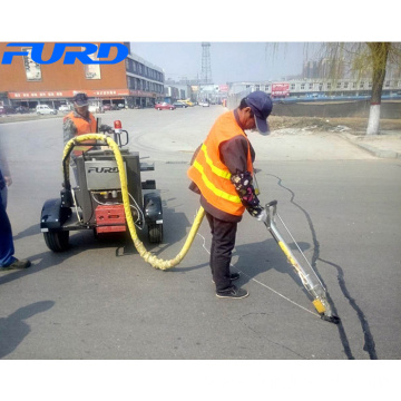 Asphalt Crack Repair Machine - Fill Cracks at Walking Speed