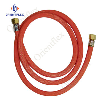 flexible natural pvc gas pipe