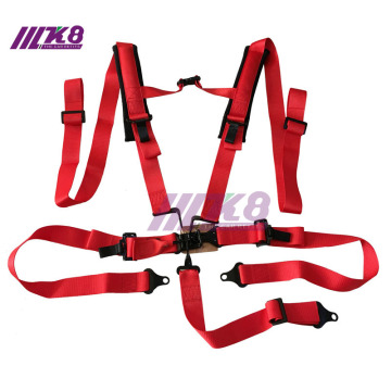 K8-6002 2 Inch 5 point Latch Link Car Auto Racing Sport Seat Belt Safety Racing Harness
