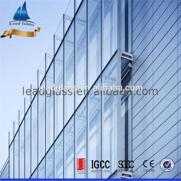 Price Insulated Lowe Toughened Glass Factory