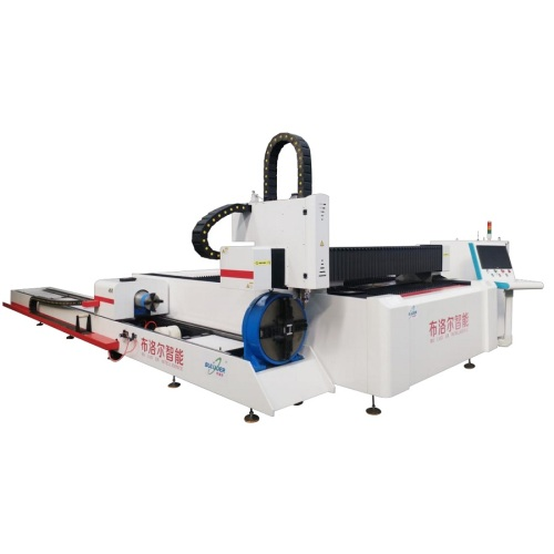 Pipe Plate Integrated Fiber Laser Cutting Machine For Metal