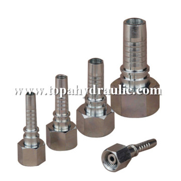 Stainless steel eaton metric hydraulic fittings