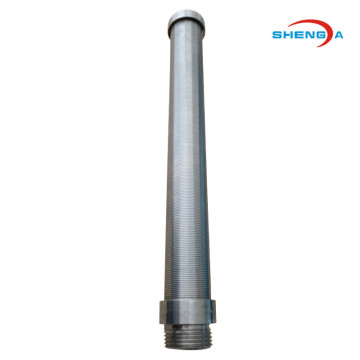 Johnson Screen Pipe for Pulp Filter