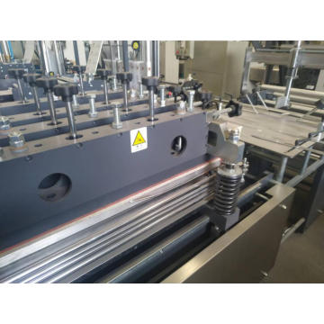 4 or 3 side bag making machine