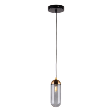 European style simple Glass Pendant Lamp
