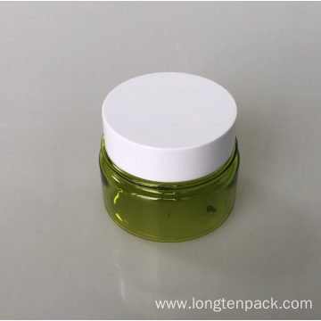 50ml PETG jar with screw cap