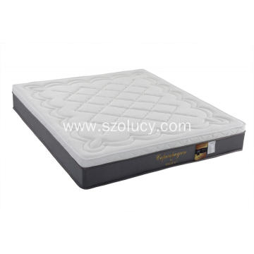 Natural latex deep sleep mattress