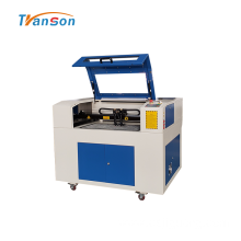 CO2 Head And Fiber Head Laser Engraver Cutter