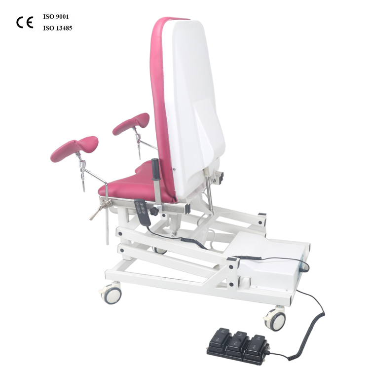 Hot selling Gynecology Examination Tables Chairs