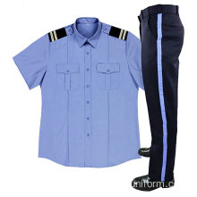 company officer dress shirt and trousers patrol set security uniform