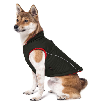 Pet Jacket Coat with Stretchable Chest