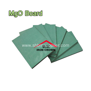 No-radioactivity Fireproof Heat-Insulating 15mm MgO Board