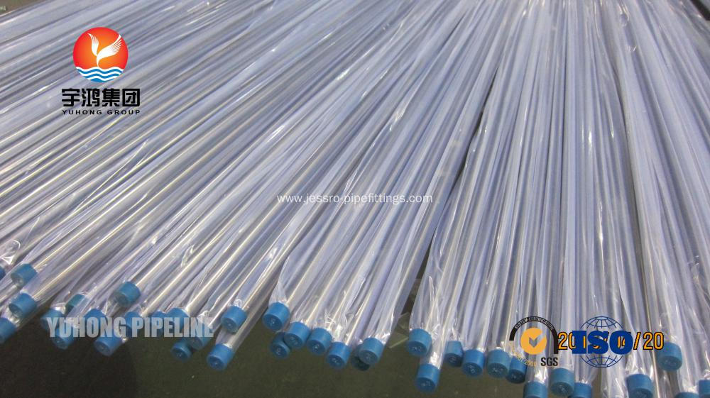 Seamless Tubing ASTM A269 TP304L Polished