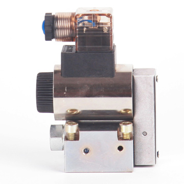 Hydraulic Alloy 24V Solenoid Actuated ball Valve