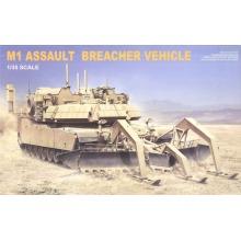 Rye Field Model RFM RM-5011 1/35 Scale M1 ABV Assault Breacher Vehicle Plastic Model Building Kit