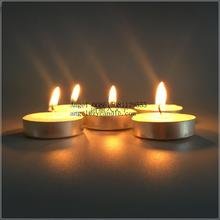 Chinese Factory Price Paraffin Wax Luxury Tealight Candle
