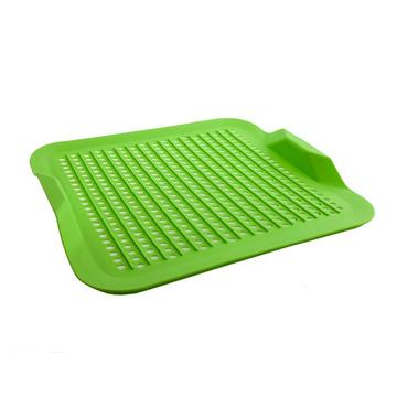 Creative Wholesale 2 Pieces Silicone Dish Drying Mat
