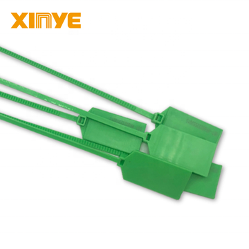 HF RFID Plastic Self-locking Cable Tie Tag