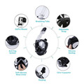 2021 New Full Dry Safety Face Mask Snorkeling