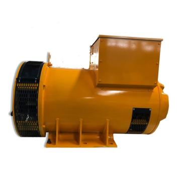 Yellow single bearing Diesel Synchronous Brushless Generator
