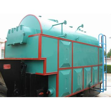 6 Ton Coal Fired Steam Boiler