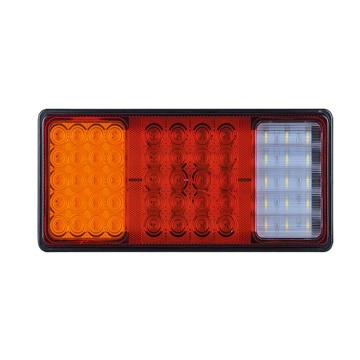24V 55 LEDs IP67 WaterProof Truck Tail Light